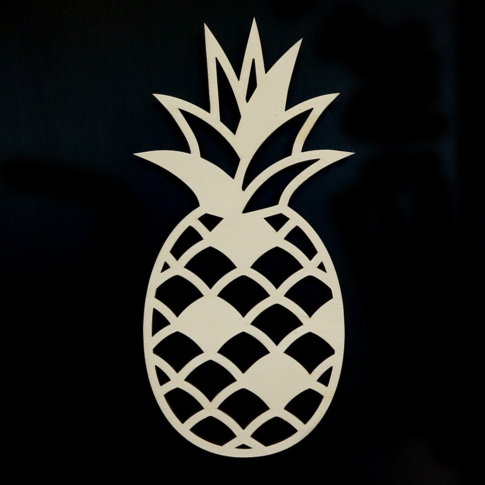 Houten Ananas
