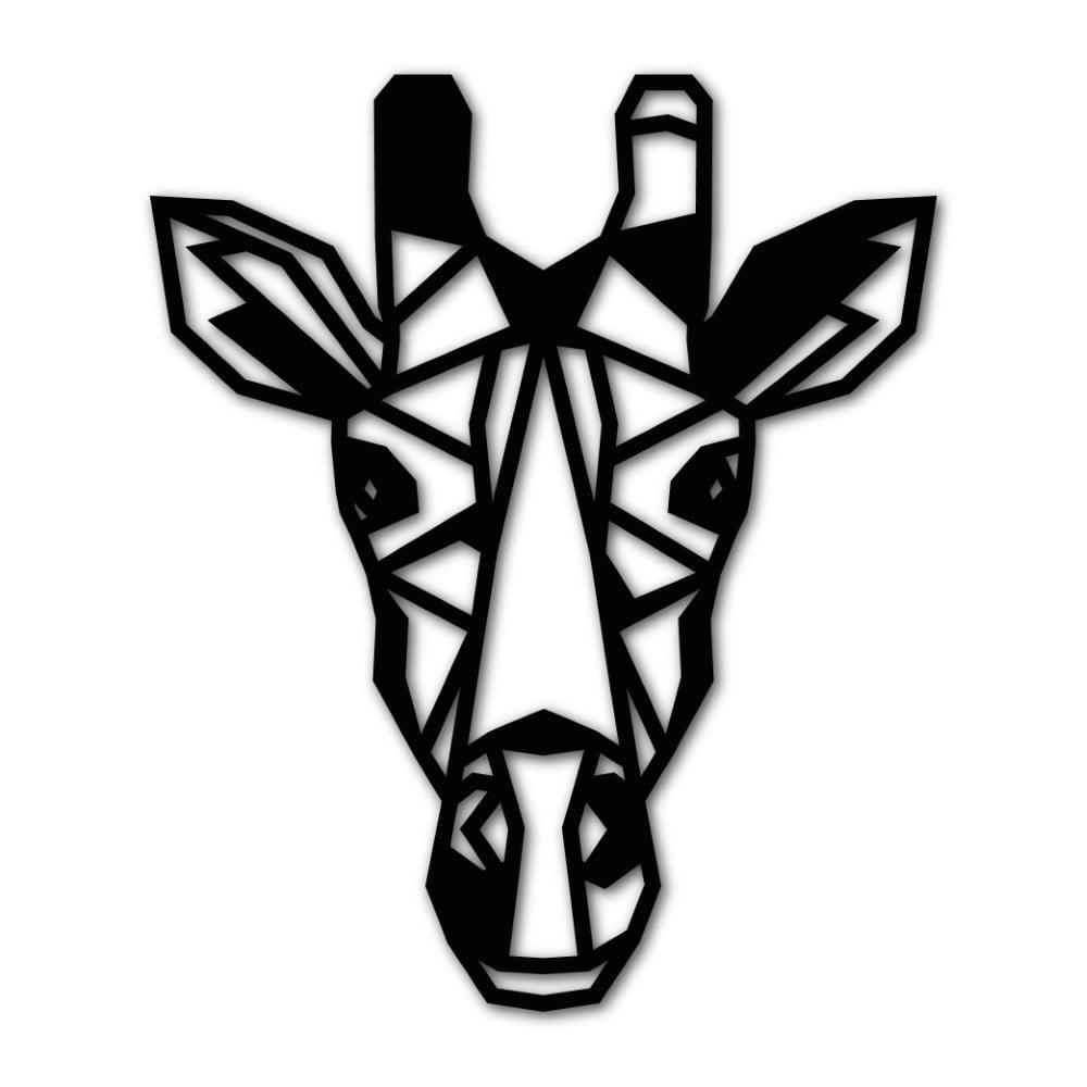 Luxigo - Giraffe - Houten Dierenkop
