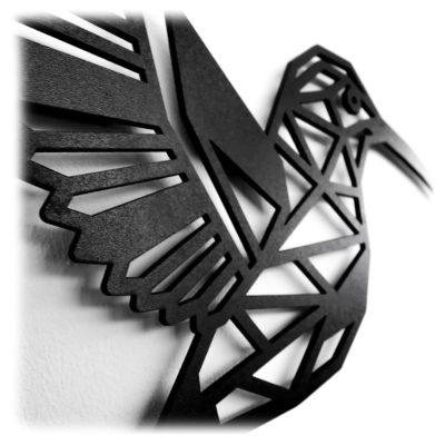 Houten Kolibrie