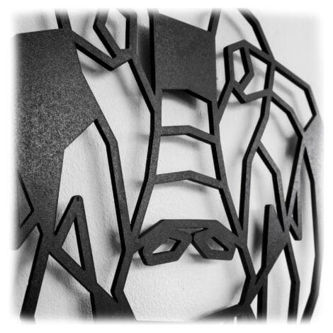 Houten Krokodil wanddecoratie - Luxigo - Lasergesnden producten