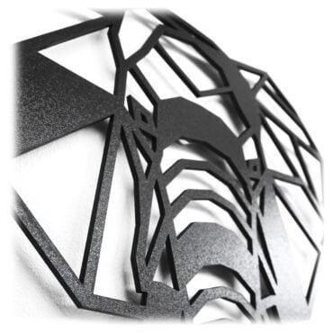Houten Olifant wanddecoratie - Luxigo - Lasergesnden producten