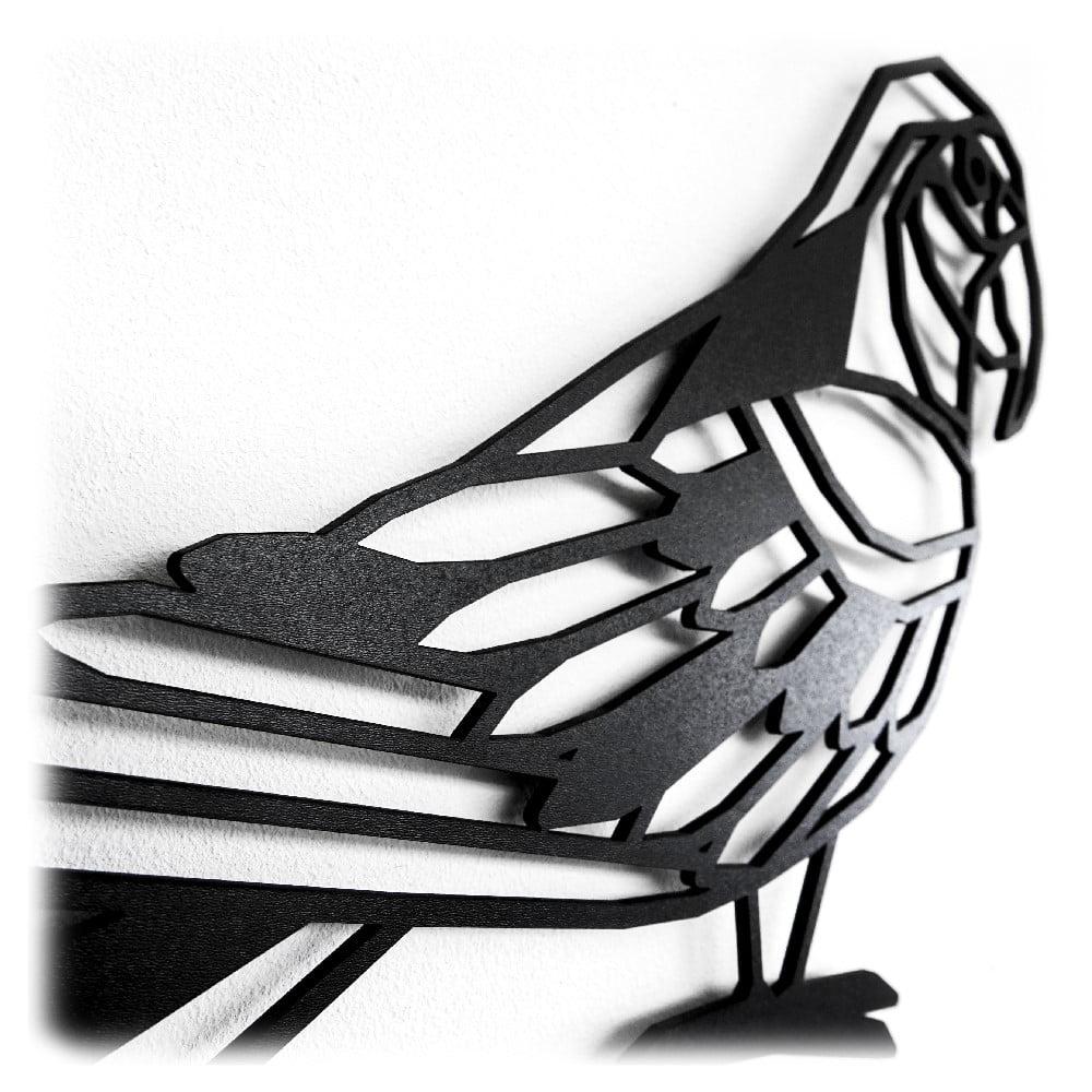 Houten Papegaai wanddecoratie - Luxigo - Lasergesnden producten