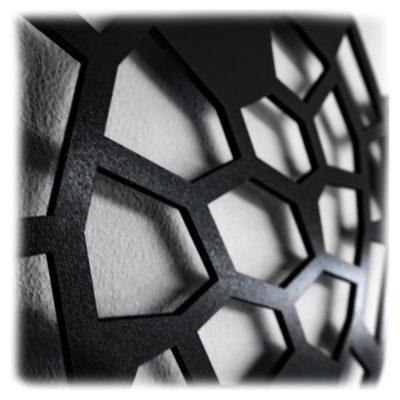 Houten Schilpad wanddecoratie - Luxigo - Lasergesnden producten