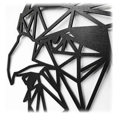 Houten Adelaar wanddecoratie - Luxigo - Lasergesnden producten
